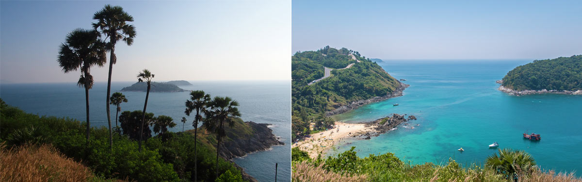 Phuket's beautiful viewpoints