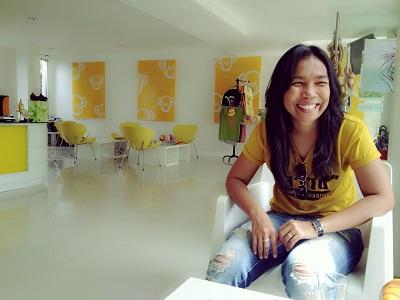 Owner of Memo Travel, Koh Phangan